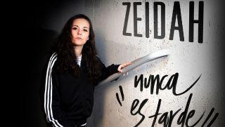 Mi música en el disco de Zeidah «Nunca es tarde»